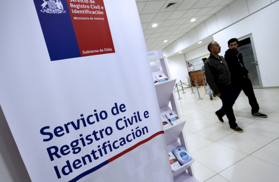 CONCEPCIÓN: Atención normal de Registro Civil