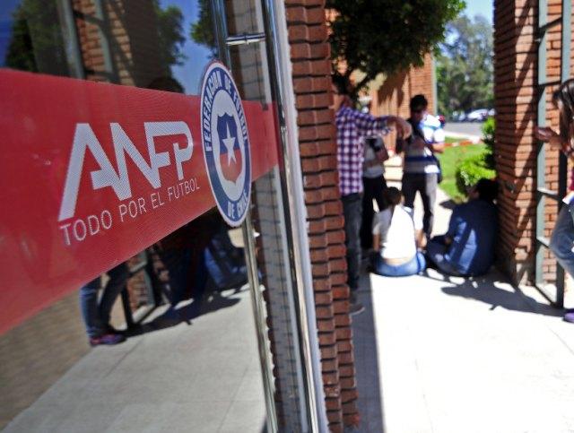 Reunión de directorio ANFP
