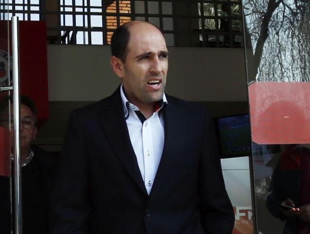 Sergio Jadue conferencia de prensa Anfp