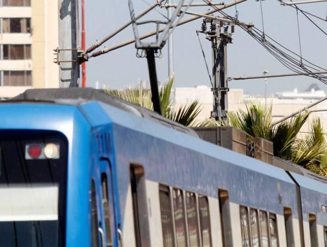 Metro de Valparaíso.