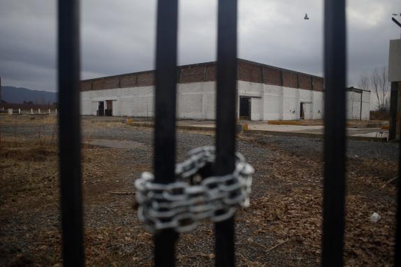 MACHALI: Comision visita los terrenos del caso CAVAL