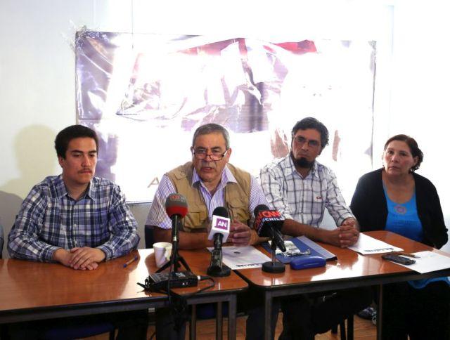 MIR se refirio al proceso de constituci—n del movimiento como partido pol'tico